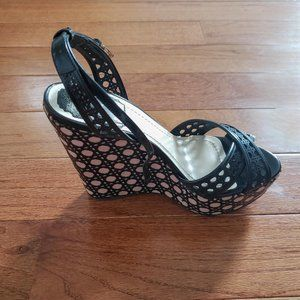 "5"" Gorgeous Christian Dior Platform Sandals Size 6"